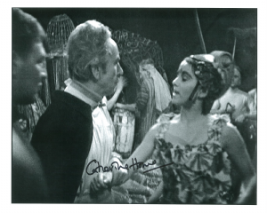 Catherine Howe DOCTOR WHO 'AraThe Underwater Menace' - 10x8 Genuine Signed Autograph 10674